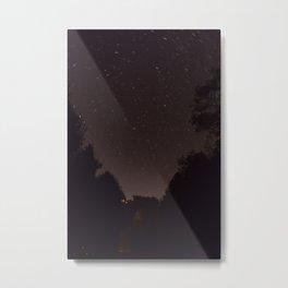 Starry Vista Metal Print