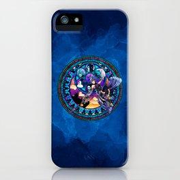 Aqua's Awakening iPhone Case