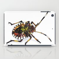 bug iPad Cases featuring Bug by MSRomeiro
