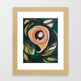 Consider The Lilies Framed Art Print