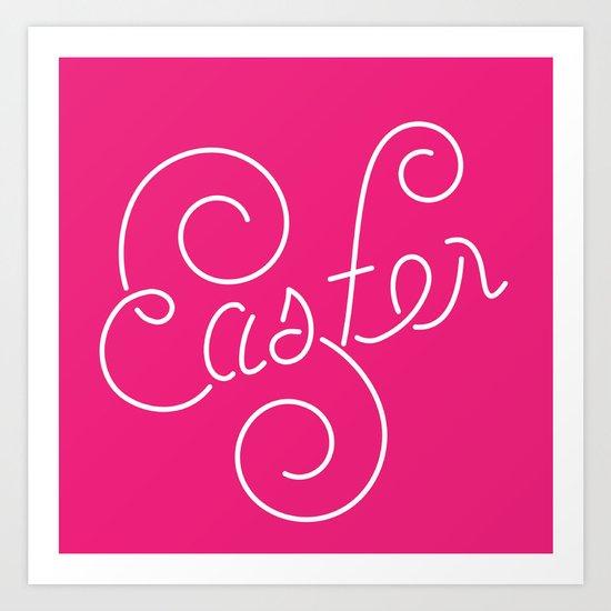 Easter! Art Print
