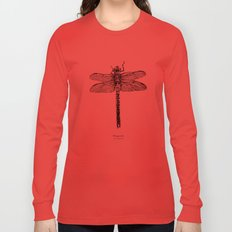 Dragonfly [Anisoptera] Long Sleeve T-shirt