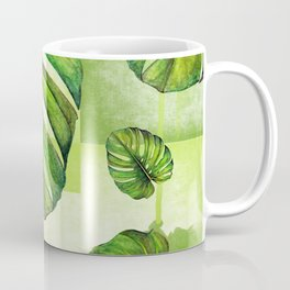 Monstera deliciosa I Coffee Mug
