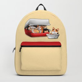 Corgi Nuggets Backpack