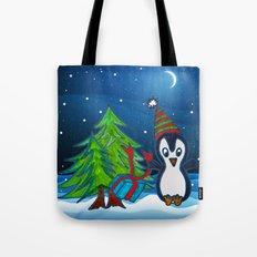 Christmas Gifts | Christmas Spirit | Kids Painting Tote Bag