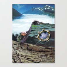 Matrix Flavour Ceremony Canvas Print