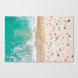 Colors of Manhattan Beach California Canvas Print
