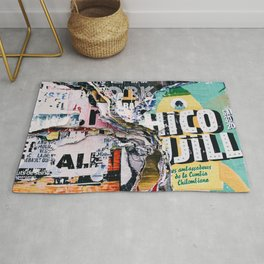 The Wild Posters (Color) Rug