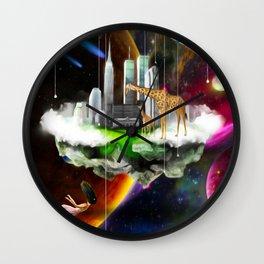 forgotten city v Wall Clock
