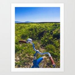 Landscape Photography by Gina Lee Ronhovde Art Print