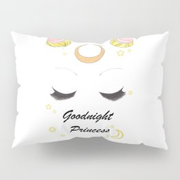 Goodnight Princess Pillow Sham