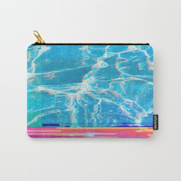 Water Glitch Carry-All Pouch