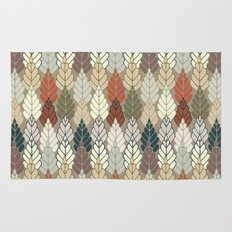 Trees Forest Pattern Rug