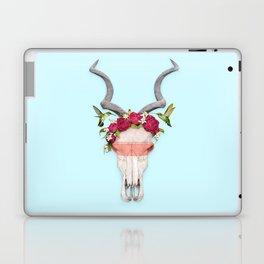 FRIDA SKULL Laptop & iPad Skin