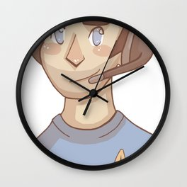 the davey experience Wall Clock