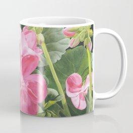 Loves Folly - Geraniums Coffee Mug