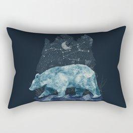 The Great Bear Rectangular Pillow