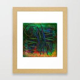 A Joyful Mystery Framed Art Print