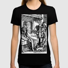 Holbein -Danse Macabre 36 T-shirt