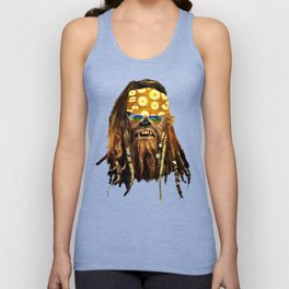Hippie chewie iPhone 4 4s 5 5c 6, pillow case, mugs and tshirt Unisex Tank Top