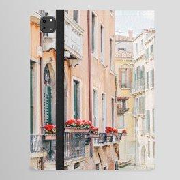 Venice Morning - Italy Travel Photography iPad Folio Case