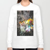 leopard Long Sleeve T-shirts featuring LEOPARD by sametsevincer