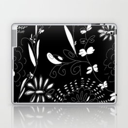 black toile by cocoblue Laptop & iPad Skin