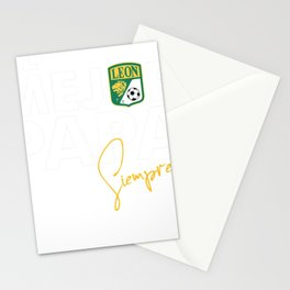 Mexican Father's Day Tee Futbol Playera Stationery Cards
