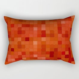 Lemonade mosaic Rectangular Pillow