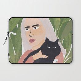 Cat Lady Laptop Sleeve
