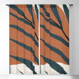 Abstract Art 35 Blackout Curtain