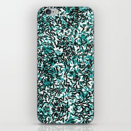 Blue Rice, Rice Baby iPhone Skin