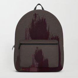 """""""Cherry / Rose Gold Porstroke (Pattern)"""" Backpack"""