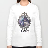 30 seconds to mars Long Sleeve T-shirts featuring 30 Seconds To Mars by Andrea Valentina