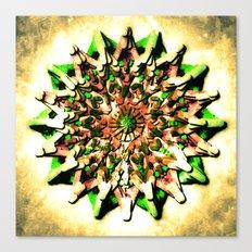 HETU Mandala Canvas Print