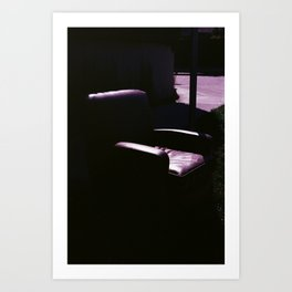 Have a Seat Art Print