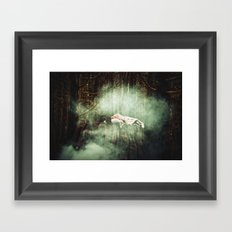 In Dreaming Framed Art Print