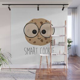 Smart Cookie Wall Mural