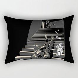 Film noir Rectangular Pillow
