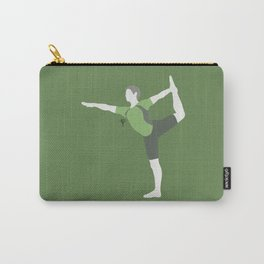 Wii Fit Trainer♂(Smash)Green Carry-All Pouch