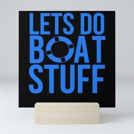 Regatta Sailing Mini Art Print