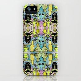Bubbling Magic Potion & Black Cat iPhone Case