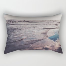 Wash Ashore Rectangular Pillow