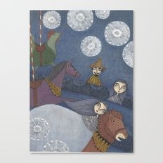 Amelia's Dream Canvas Print