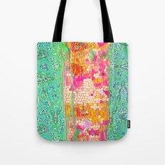 Honeycomb Tote Bag