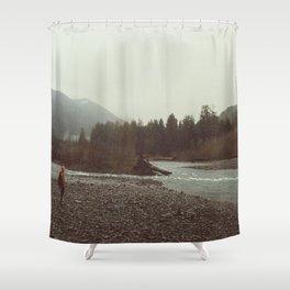 Foothills Shower Curtain