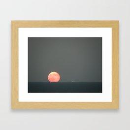 Where dreams live Framed Art Print