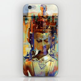 Dakini Wisdom Goddess #5 iPhone Skin