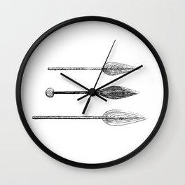 Spears, Not as in Britney Wall Clock