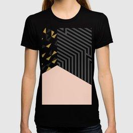 Pink&Gold Room #society6 #decor #buyart T-shirt